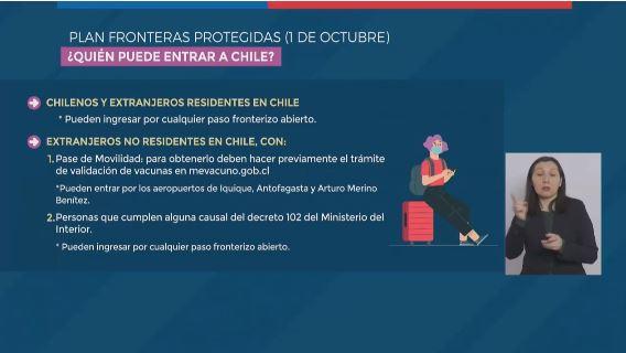 plan fronteras protegidas