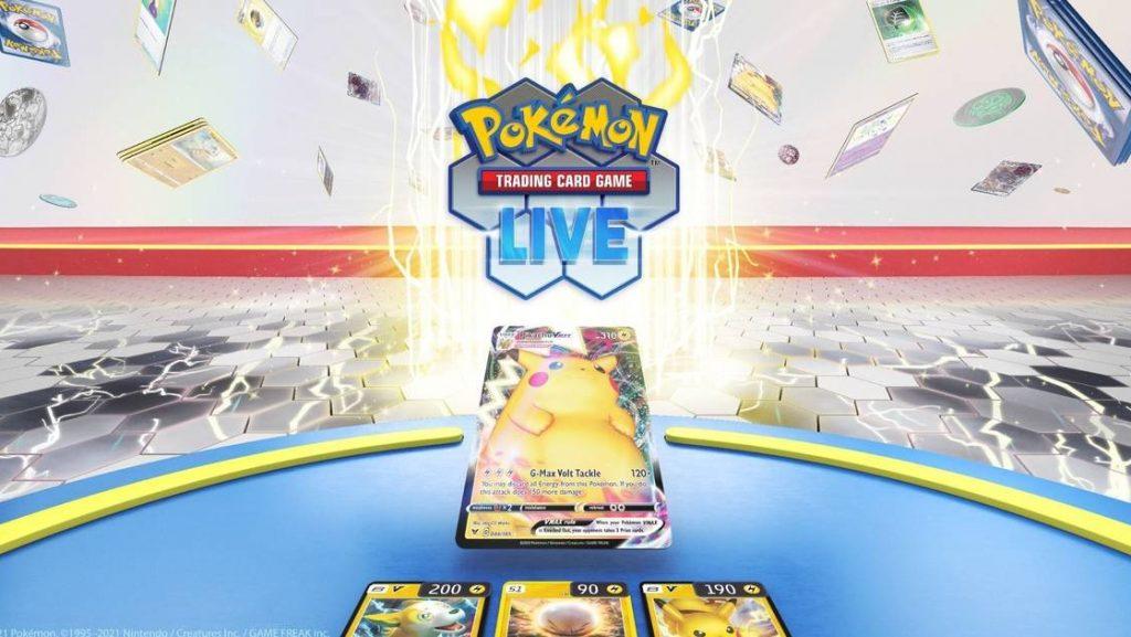 Pokémon TCG Live: El juego llegará a celulares y PC de forma gratuita