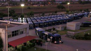 Conductores de Subus continúan huelga: Revisa el plan de contingencia para esta jornada