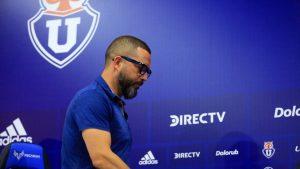 """Rodrigo Goldberg relató lo doloroso que fue su salida de Azul Azul: """"No quería ver los partidos de la U"""""""