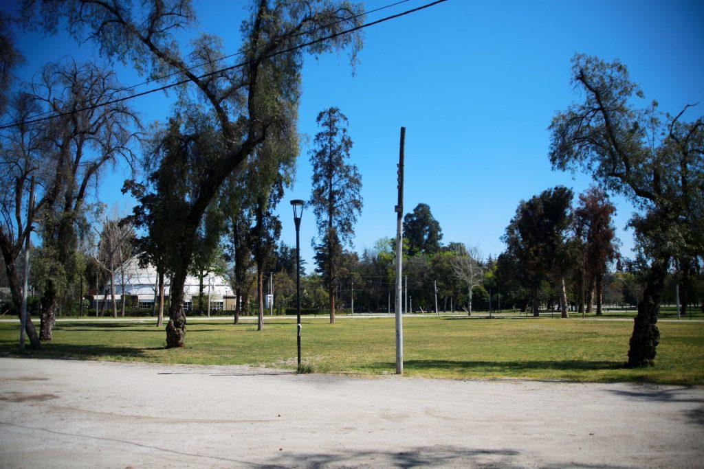 Ciudadano a Pata: El Parque O'Higgins y su historia