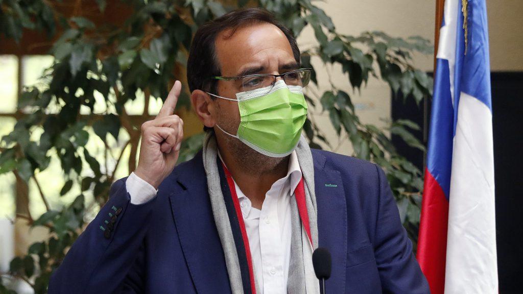 """Jaime Mulet y acusación en su contra por cohecho: """"Alguien busca dañarme políticamente"""""""