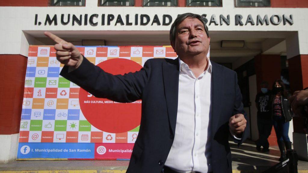 Tribunal mantuvo cautelar de prisión preventiva para exalcalde de San Ramón