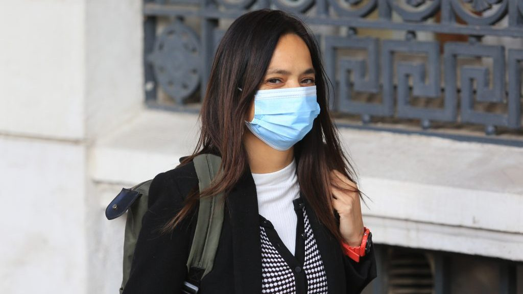 Convencional Tiare Aguilera fue detenida por presunta violencia intrafamiliar