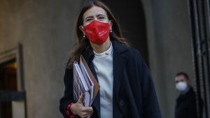 """Ministra Carolina Schmidt también reconoció haber retirado dinero de las AFP en una oportunidad asegurando que """"lo necesitaba"""""""