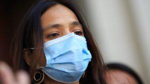 Convencional Tiare Aguilera descartó presunto episodio de violencia intrafamiliar y denunció agresión de carabinero