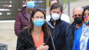Contraloría se pronunció sobre participación de alcaldesa Irací Hassler en campaña de Gabriel Boric
