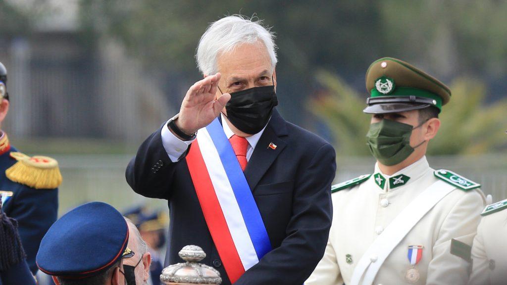 """Presidente Piñera y su última Parada Militar: """"Refleja que los chilenos queremos a nuestra patria"""""""