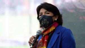 Yasna Provoste suspendió actividades de campaña: inició aislamiento preventivo por contacto con caso positivo de covid-19