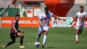 Cobresal sigue imparable en El Salvador y derrotó a Deportes Antofagasta por la fecha 22 del Torneo Nacional
