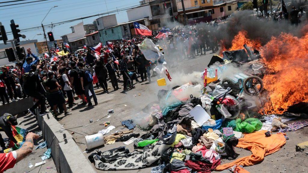 """Diputado Jaime Naranjo llamó a solucionar crisis migratoria """"con respeto irrestricto a los Derechos Humanos"""""""