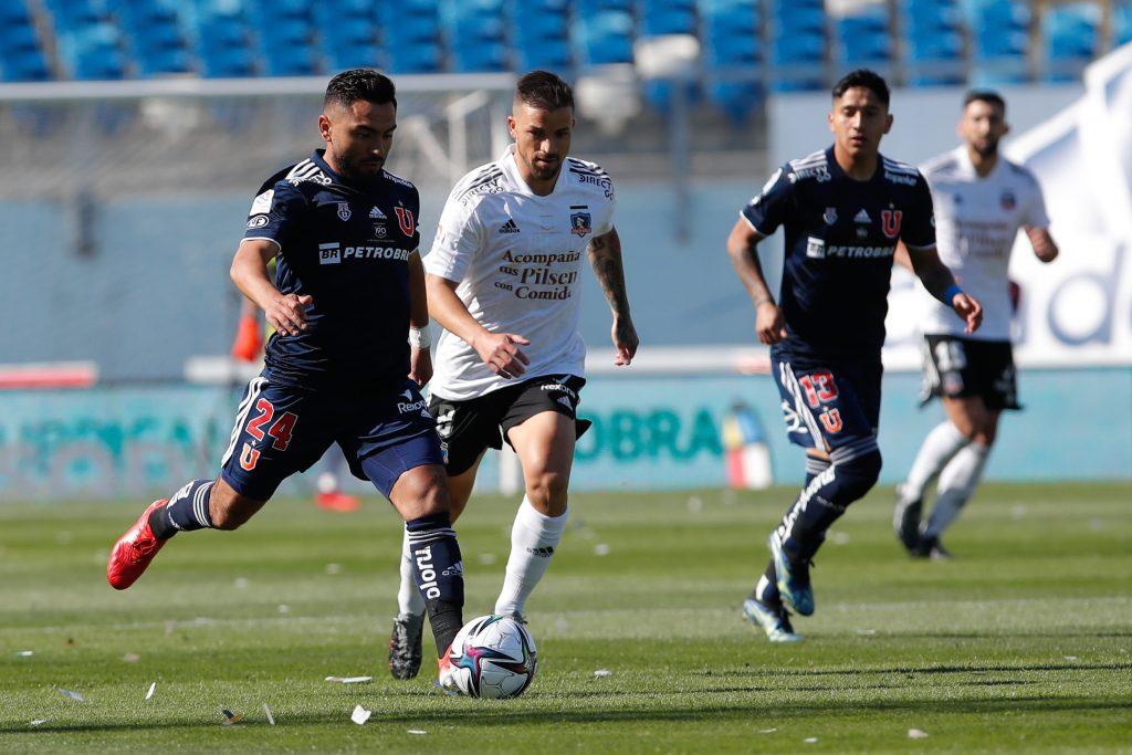 EN VIVO | Colo Colo abre tempranamente el marcador ante la U en Rancagua