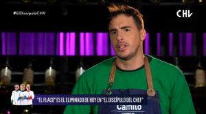 """El berrinche de Camilo en """"El Discípulo del Chef"""" por decisión de la producción: """"Me da rabia la hue..."""""""