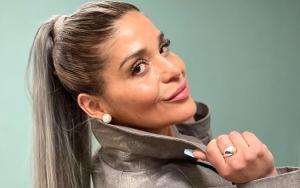 """""""Amándonos"""": Kathy Orellana presentó a su nueva pareja en redes sociales"""