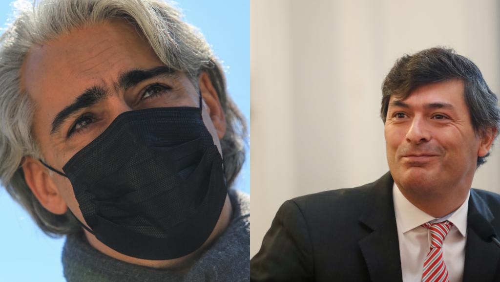 Gen Ciudadano: Los candidatos presidenciales Marco Enríquez-Ominami y Franco Parisi