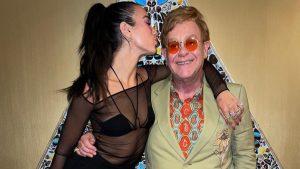 """Así suena la nueva versión de """"Cold Heart"""" de Elton John y Dua Lipa"""