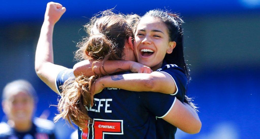 Campeonato Nacional Femenino: Universidad de Chile y Santiago Morning tomaron ventaja en los 4tos de final