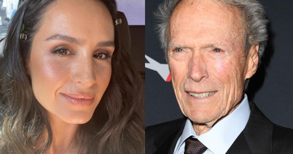 """Fernanda Urrejola desclasificó fotos con Clint Eastwood tras estreno de """"Cry Macho"""""""