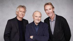 Phil Collins confirmó la disolución de Genesis tras su última gira mundial