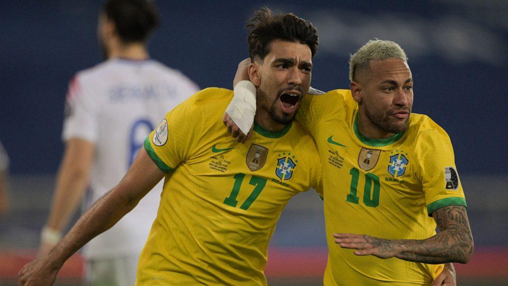 Con una delantera inédita: el once titular que prepara Brasil para enfrentar a Chile en Clasificatorias