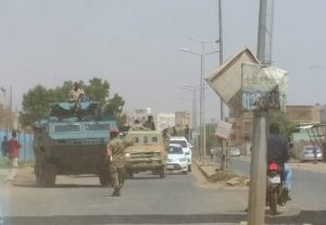 Medios estatales informan de un golpe de estado fallido en Sudán