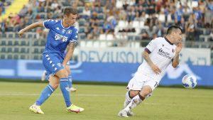 Gary Medel y el Bologna sumaron su tercer partido seguido sin ganar en el Calcio