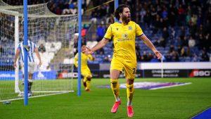 ¡En llamas! Ben Brereton marcó un doblete en empate parcial del Blackburn Rovers por la Championship