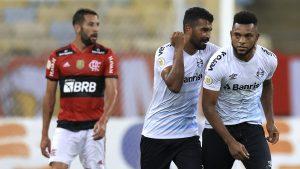 Mauricio Isla fue titular: Flamengo tuvo dura caída ante Gremio y perdió terreno en la lucha por el título del Brasileirao