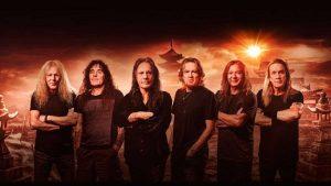 Iron Maiden registró récord: Senjutsu es el disco físico más vendido en 45 años