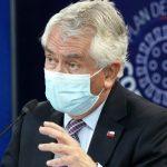 """Ministro Paris se mostró preocupado por aumento de casos en Fiestas Patrias: """"La pandemia aún no ha finalizado"""""""