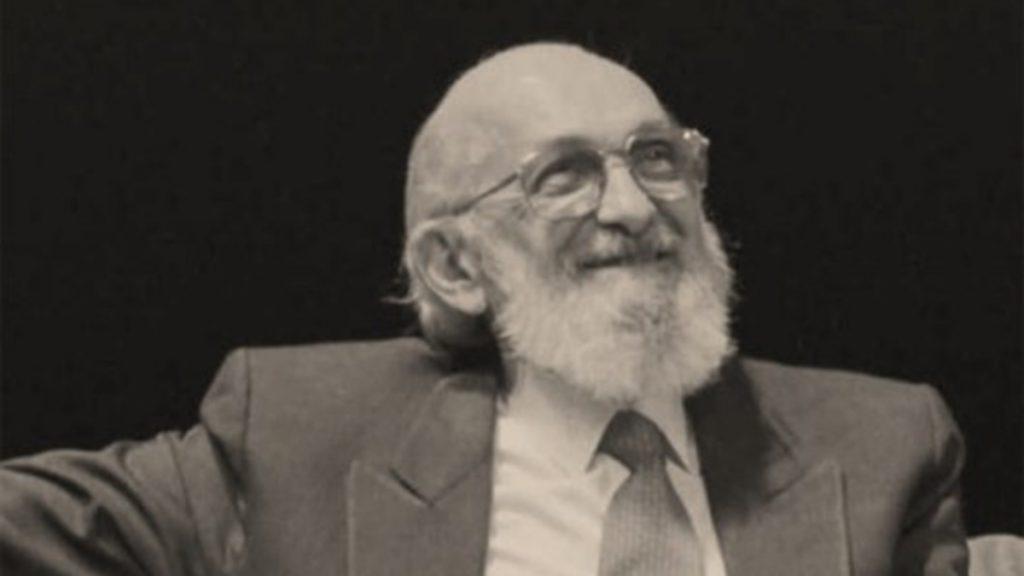 Google publicó un doodle animado por los cien años de Paulo Freire
