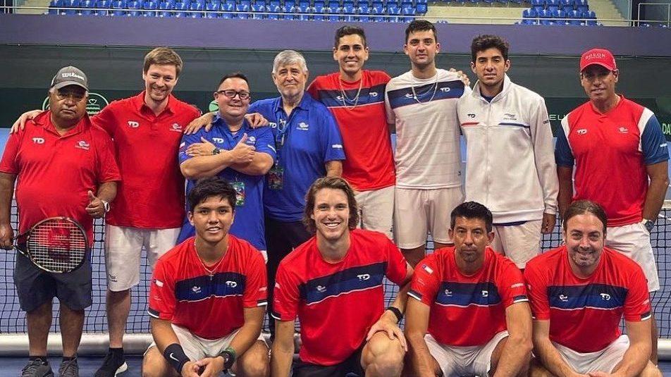 EN VIVO   Copa Davis: Nicolás Jarry no pudo contra Norbert Gombos y cayó en el segundo duelo de Chile y Eslovaquia