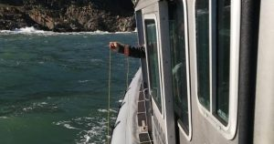 Inician búsqueda con robot marítimo de tres desaparecidos en Cobquecura
