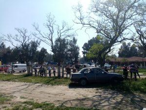 Suspenden rodeo en San Bernardo tras hallazgo de explosivos: 300 personas tuvieron que ser evacuadas