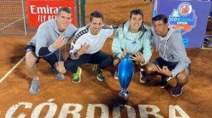 Jorge Aguilar dirigirá a Cristian Garín durante los últimos torneos del año