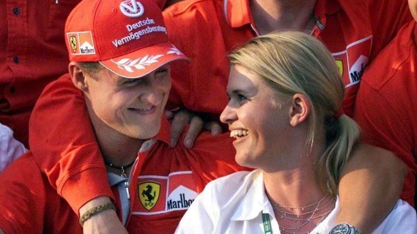Esposa de Michael Schumacher da detalles de su estado de salud a 8 años del accidente