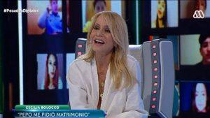 "Cecilia Bolocco contó que se casa con Pepo Daire: ""Me pidieron matrimonio"""