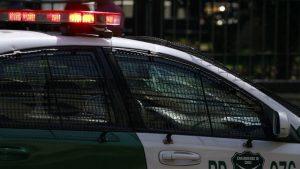 Carabinero baleado en La Granja tras portonazo quedó con paraplejía