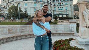 """""""Me haces feliz"""": La romántica declaración de Guillermo Maripán a la hija de Marcelo Ríos"""