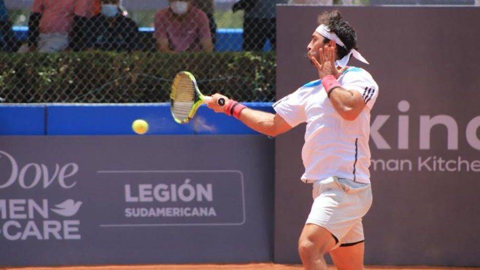 Gonzalo Lama avanzó a cuartos de final del Challenger de Quito