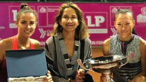 """Macarena Miranda adelantó la Copa LP Chile y sueña en grande: """"Ojalá un torneo WTA nuevamente en Chile el próximo año"""""""