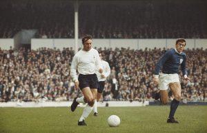 Murió Jimmy Greaves, exinternacional inglés y goleador histórico del Tottenham
