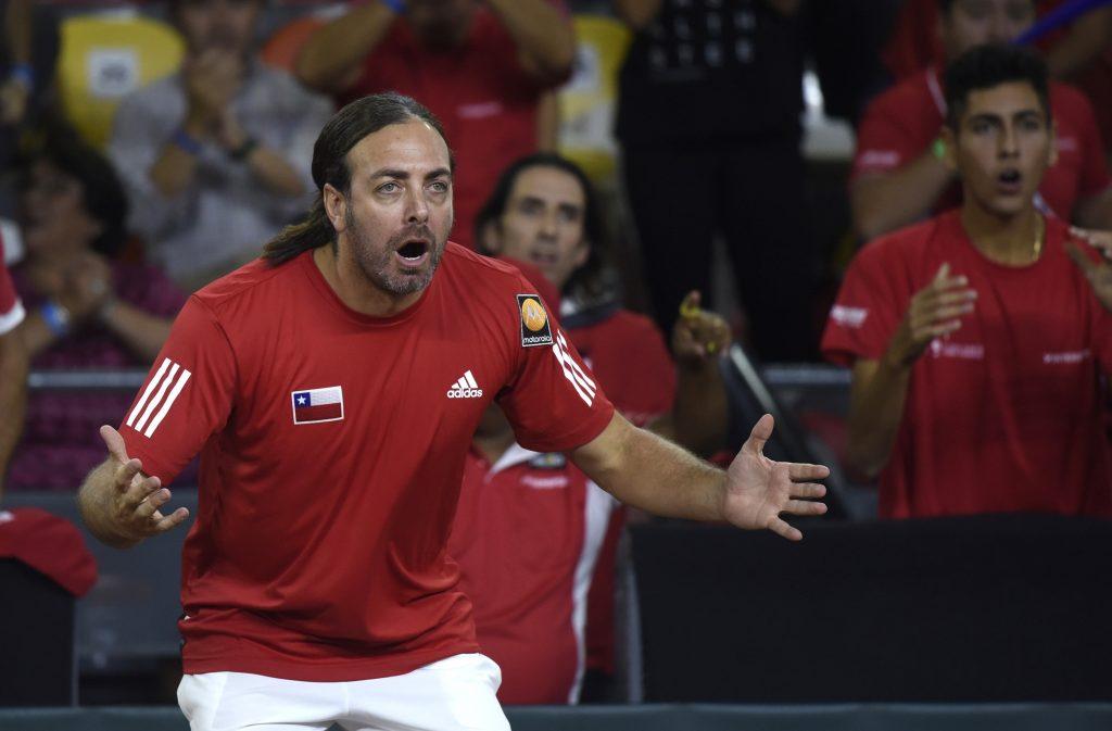 """Nicolás Massú: """"Mantengo la fe en que en la Copa Davis haremos cosas importantes en los próximos diez años"""""""