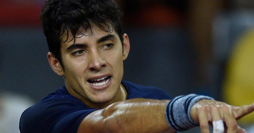Copa Davis: Cristian Garin es vapuleado en cuarto punto y Chile llega a un irremontable 3-1 con Eslovaquia