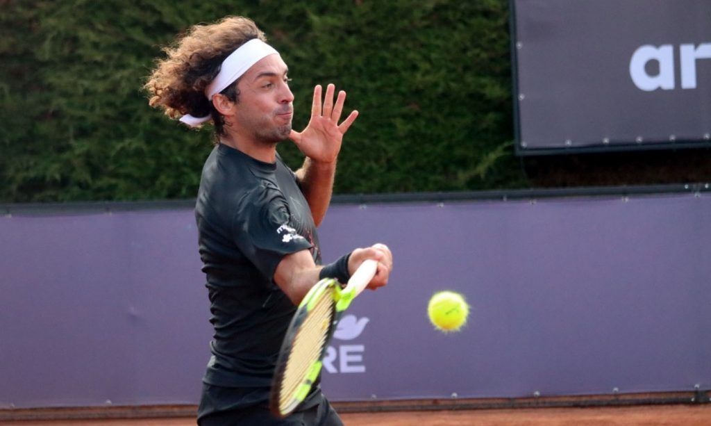 Gonzalo Lama avanzó a la final del Challenger de Quito y subirá poco más de 80 puestos en ránking ATP