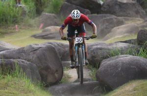Martín Vidaurre volvió a ganar por la Copa del Mundo de Mountainbike en la categoría Sub 23