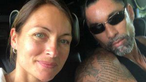 ¡Se cansó! Esposa de Marcelo Ríos salió a defenderlo de las críticas tras polémica con Jordi Castell