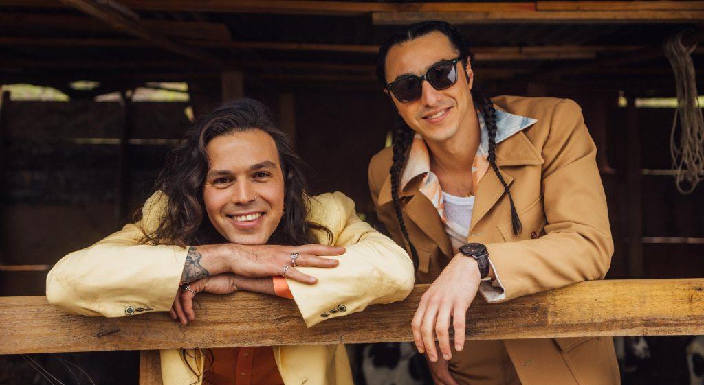 Efecto Betterfly: Camilo Zicavo habló sobre el estreno del nuevo single que sacó junto a su hermano Abel