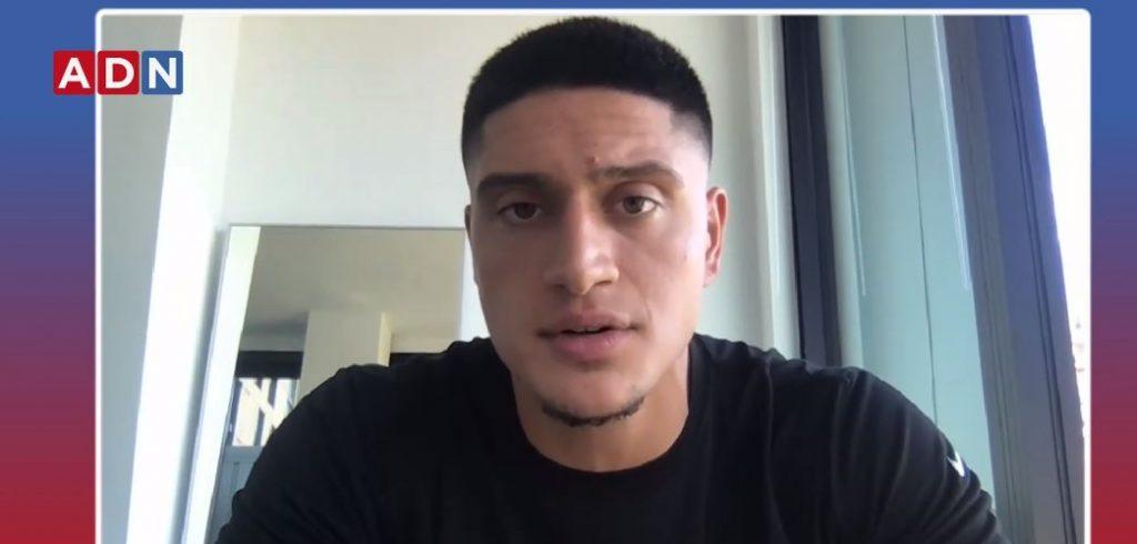 """Sammis Reyes conversó con ADN tras llegar a la NFL: """"Siento que nada me puede parar"""""""