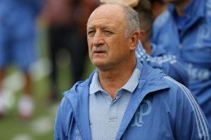 Luiz Felipe Scolari rechazó dirigir a la selección de Paraguay tras la salida de Eduardo Berizzo